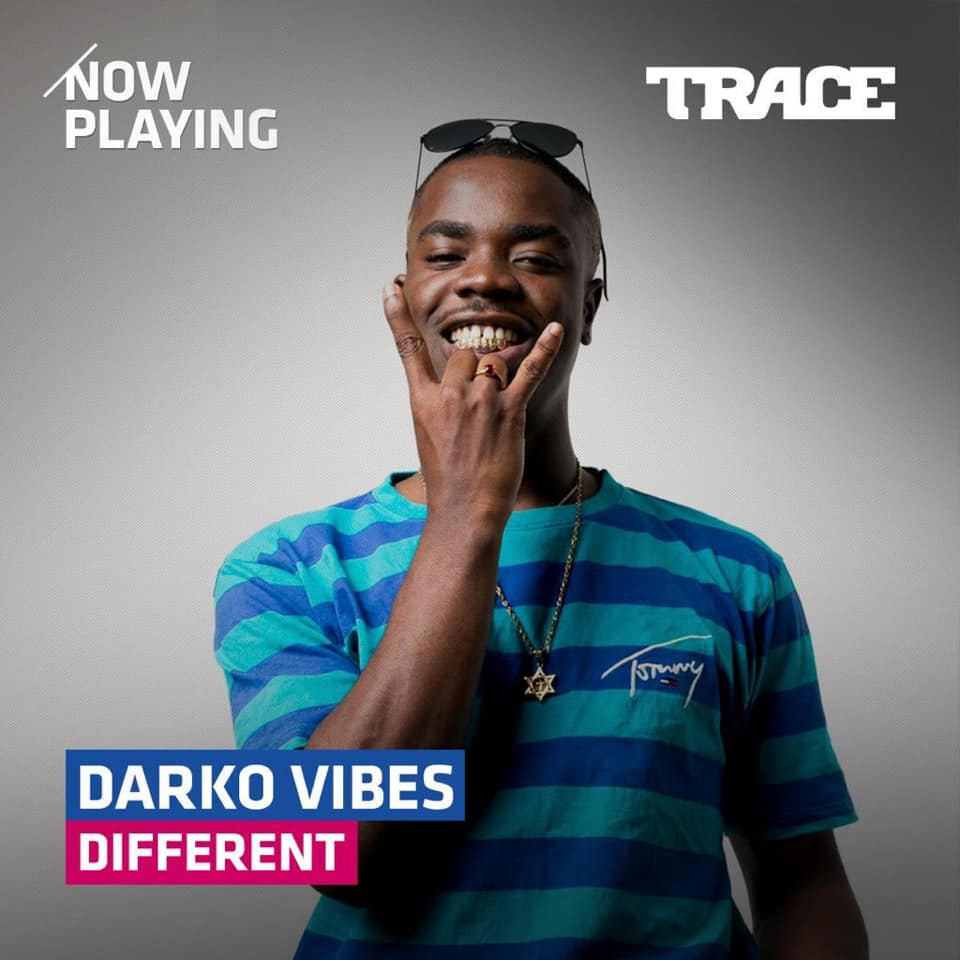 Darkovibes – Different (Prod by Uche B)