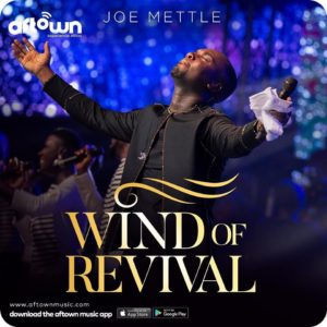 Joe Mettle – Spirit Move ft. Akosua Kyerematen