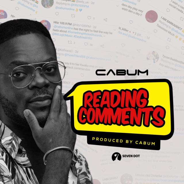 Cabum – Reading Comments (Prod. by Cabum)