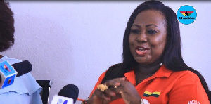 Gifty Anti shares experience in 'compulsory quarantine'