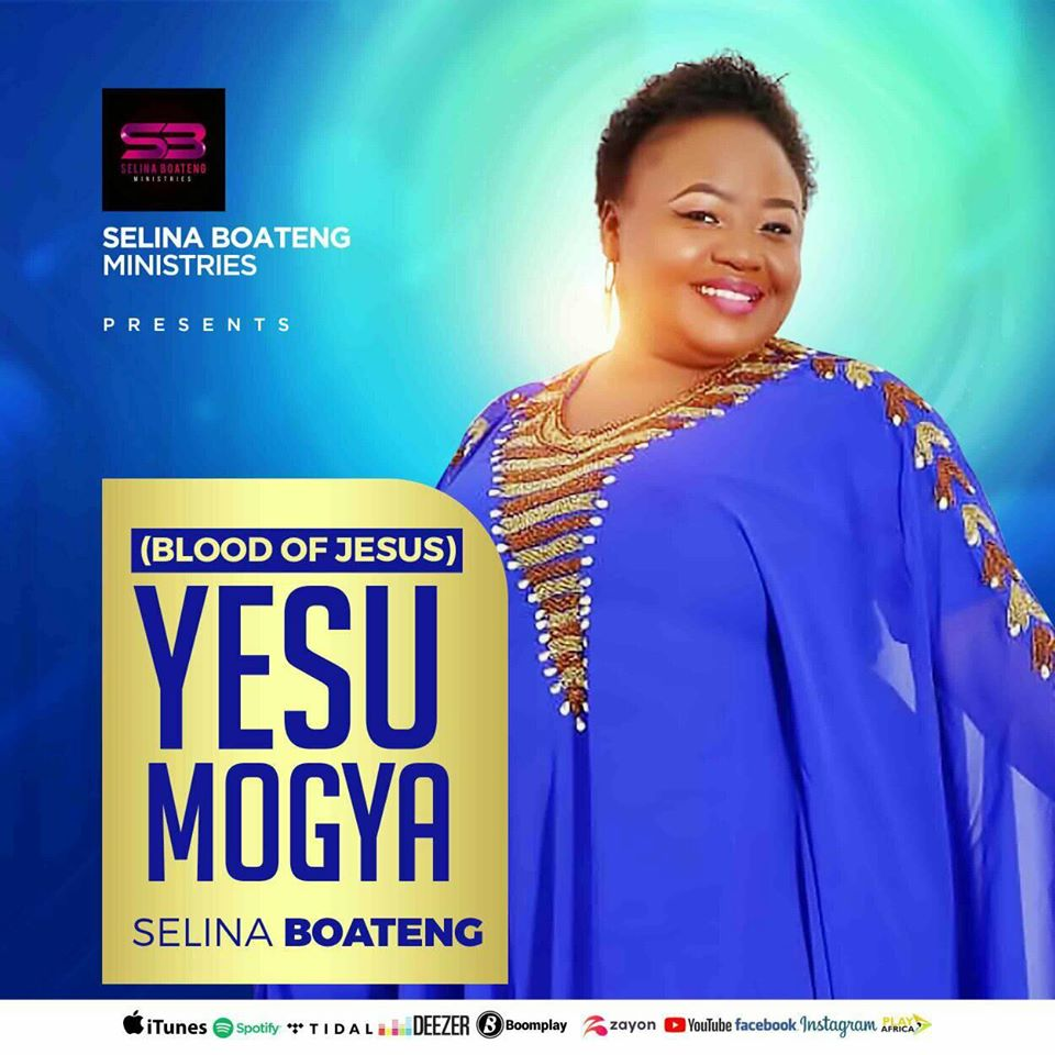Selina Boateng – Yesu Mogya (Blood Of Jesus) (Prod. By Kay Muzik)
